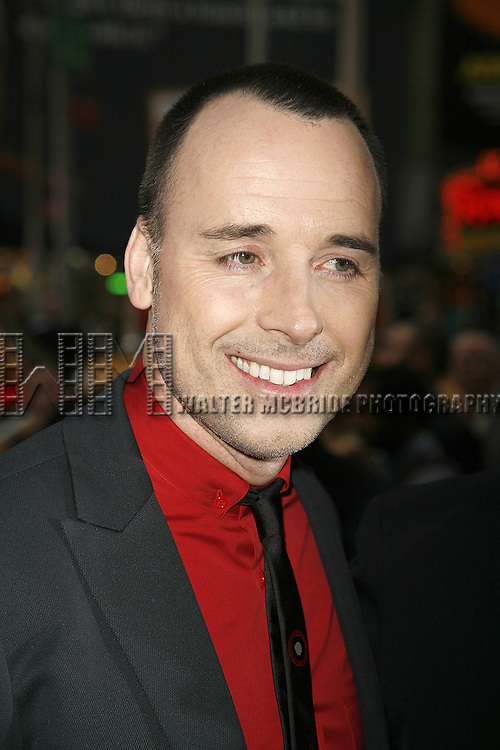David Furnish attending the Opening Night of Warner Bros. Theatre Ventures' Inaugural production of LESTAT at the Palace Theatre with an after party at Time Warner Center in New York City. April 25, 2006.© Walter McBride/WM Photography