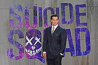 LONDON, ENGLAND - AUGUST 3: Henry Cavill attending the 'Suicide Squad' European Premiere at Odeon Cinema, Leicester Square on August 3, 2016 in London, England.<br /> CAP/MAR<br /> &copy;MAR/Capital Pictures /MediaPunch ***NORTH AND SOUTH AMERICAS ONLY***