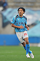 Tsuyoshi Hakkaku (Yokohama FC), MARCH 11, 2012 - Football : 2012 J.LEAGUE Division 2 between Yokohama FC 0-0 Ehime FC at NHK Spring Mitsuzawa Football Stadium, Kanagawa, Japan. (Photo by Atsushi Tomura /AFLO SPORT) [1035]