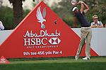 Abu Dabhi 2011 Day 1 Afternoon