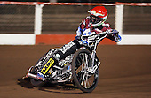 Lee Richardson of Lakeside Hammers - Lakeside Hammers Open Evening at the Arena Essex Raceway, Pufleet - 23/03/12 - MANDATORY CREDIT: Rob Newell/TGSPHOTO - Self billing applies where appropriate - 0845 094 6026 - contact@tgsphoto.co.uk - NO UNPAID USE..