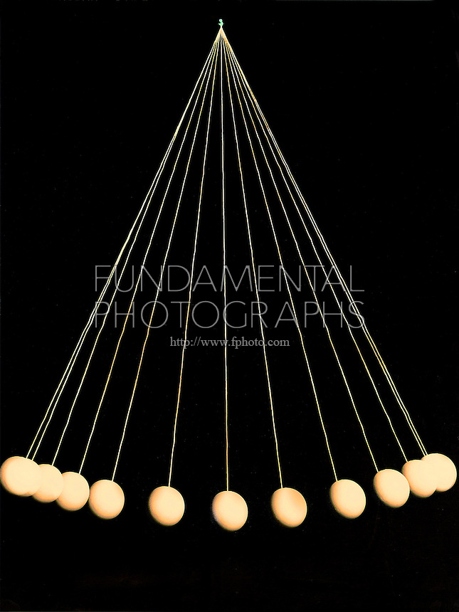 SIMPLE PENDULUM - stroboscopic<br />
