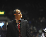 Georgia coach Mark Fox at the C.M. &quot;Tad&quot; Smith Coliseum in Oxford, Miss. on Saturday, January 15, 2011.  (AP Photo/Oxford Eagle, Bruce Newman)