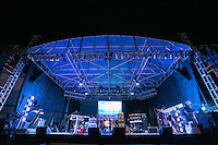Love City Live Main Event.<br /> Main stage<br /> Reggae music festival.<br /> Cruz Bay, St. John.U.S. Virgin Islands