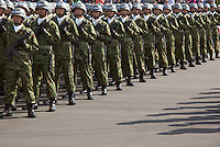 Japan Self Defense Forces annual Review Oct. 23, 2016