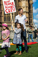 """26.09.2015 - """"March For Access To Work!"""""""