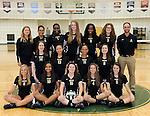 9-14-15, Huron High School varsity volleyball team