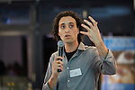 6.10.2013, Berlin, Amano Rooftop Conference Center. High-Tech Forum Berlin. Guy Bachar
