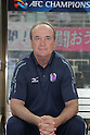 Levir Culpi (Cerezo), .September 14, 2011 - Football / Soccer : .AFC Champions League 2011 Quarter-finals 1st match between Cerezo Osaka 4-3 Jeonbuk Hyundai Motors at Nagai Stadium in Osaka, Japan. (Photo by Akihiro Sugimoto/AFLO SPORT) [1080]