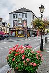 A butcher shop on High Street, the main shopping street of Kilkenny, Ireland