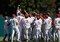 Stanford Baseball vs Washington, May 21, 2017