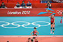 2012 Olympic Games - Volleyball - Women's Preliminary Round