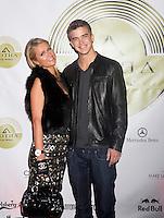 Paris Hilton & River Viiperi partying at Gotha Club in Brussels - Belgium