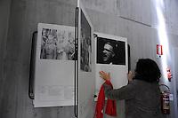 Milano: In occasione del 70&deg; anniversario della Liberazione, inaugurazione della Casa della Memoria per non dimenticare tutte le vittime, dal nazifascismo alle stragi dei migranti. 24 Aprile 2015.<br /> Milan: For the 70th anniversary of the Liberation, opening of the House of Memory to remember all the victims, from nazifascism to the massacres of migrants. April 24, 2015.
