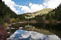 Lizard Lake near Marble, Colorado