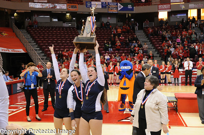 2013 ICCP Volleyball State Championship - View Only