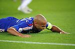 EM Fotos Fussball UEFA Europameisterschaft 2008: Frankreich - Italien
