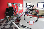 The Randonee Sintesi model in the showroom at the Tommasini factory based in Grosseto, Tuscany, Italy 6th March 2017.<br /> Picture: Eoin Clarke | Newsfile<br /> <br /> <br /> All photos usage must carry mandatory copyright credit (&copy; Newsfile | Eoin Clarke)