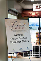 Freedom's Sisters - Seattle