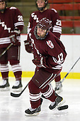 Robbie Bourdon (Colgate - 17) is announced as a starter. - The Harvard University Crimson defeated the visiting Colgate University Raiders 6-2 (2 EN) on Friday, January 28, 2011, at Bright Hockey Center in Cambridge, Massachusetts.