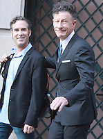 AUG 25 Lyle Lovett at The Late Show with David Letterman