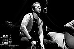 Three Days Grace performing at the House of Blues New Orleans on October 11, 2010