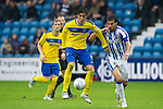 Kilmarnock v St Johnstone...01.10.11   SPL Week 10.Francisco Sandaza and Manuel Pascali.Picture by Graeme Hart..Copyright Perthshire Picture Agency.Tel: 01738 623350  Mobile: 07990 594431