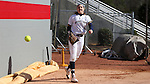 17 February 2017: Notre Dame's Katie Beriont. The Notre Dame Fighting Irish played the University of Minnesota Golden Gophers at Dail Softball Stadium in Raleigh, North Carolina as part of the ACC/Big 10 College Softball Challenge. Minnesota won the game 4-1