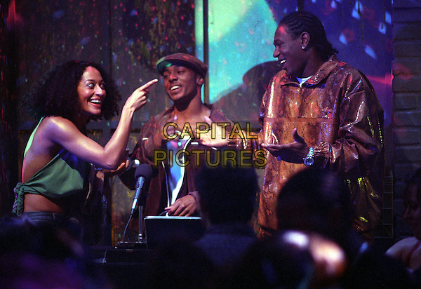 "TRACEE ELLIS ROSS, RON REACO & MASTER P..in Girlfriends.""X Does Not Mark the Spot"" .Ref: FB.*Editorial Use Only*.www.capitalpictures.com.sales@capitalpictures.com.Supplied by Capital Pictures."