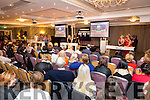 At the Scoil Mhuire Gan Smál Lixnaw Family Gameshow in the Rose Hotel on Saturday were
