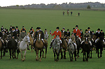 Fox Hunting. The Vale of White Horse riding out.  The English Season published by Pavilon Books 1987. Page 174-175.
