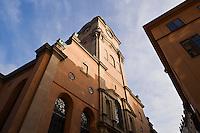 Storkyrkan in the old town, Stockholm, Sweden.