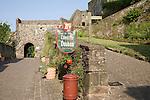City Walls, St Jean Pied de Port, Basque Country, Pyrenees-Atlantiques, Aquitaine, France