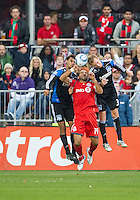 Toronto FC vs San Jose Earthquakes September 25 2010