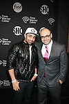 Paul Malignaggi and Mauro Ranallo Attend Time Warner Cable, Food Network and SHOWTIME Ultimate Tailgate Experience During NFL Super Bowl XLVIII, NY