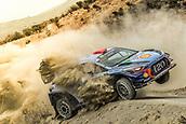 2017 WRC Rally of Mexico Guanajuato Mar 11th