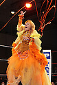 Kayoko Haruyama, OCTOBER 3, 2010 - Pro Wrestling :..Pro Wrestling WAVE event at Korakuen Hall in Tokyo, Japan. (Photo by Yukio Hiraku/AFLO)