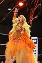 Kayoko Haruyama, OCTOBER 3, 2010 - Pro Wrestling :..Pro Wrestling WAVE event at Korakuen Hall in Tokyo, Japan. (Photo by Yukio Hiraku/AFLO)