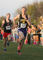 Cross Country Sectional 10-9-12