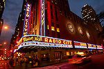 Radio City Music Hall in Manhattan, Wed. June 15, 2006. .