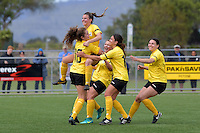 20161204 National Women's League Semi Final - Capital v WaiBOP