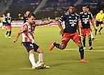 Atlético Junior cayó como local 2-1 ante Fortaleza. Fecha 11 Liga Águila II-2016.
