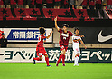 Chikashi Masuda (Antlers), SEPTEMBER 18, 2011 - Football / Soccer : Chikashi Masuda (C) of Kashima Antlers celebrates with his teammate Gaku Shibasaki (L) after scoring the opening goal during the 2011 J.League Division 1 match between Kashima Antlers 1-1 Nagoya Grampus Eight at Kashima Soccer Stadium in Ibaraki, Japan. (Photo by AFLO)
