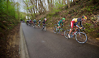 Brabantse Pijl 2012.Leuven-Overijse: 195,7km..Philippe Gilbert