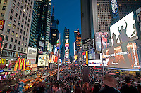 Times Square, New York, New York