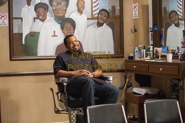 Barbershop: The Next Cut (2016)<br /> DEON COLE as Dante, MARGOT BINGHAM as Bree and LAMORNE MORRIS as Jerrod <br /> *Filmstill - Editorial Use Only*<br /> CAP/KFS<br /> Image supplied by Capital Pictures