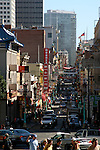Grant St. in Chinatown