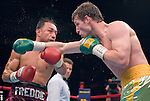 June 10, 2006 - John Duddy vs Freddie Cuevas - Madison Square Garden, NY, NY
