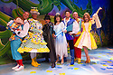 Birmingham, UK. 18.12.2014. Britain's biggest Pantomime opens at the Birmingham Hippodrome on Friday 19th December. Jack and the Beanstalk features a star-studded cast, headed by Loose Woman Jane McDonald (The Enchantress), who makes her pantomime debut, Blue singer Duncan James (Jack), Chris Gascoyne (Peter Barlow) from Coronation Street)(Fleshcreep), Gary Wilmot (Dame Trot), Paul Zerdin (Simple Simon), and Matt Slack (Silly Billy). Photograph © Jane Hobson.
