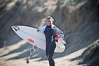 COCO HO (HAW) surfing at 13th Beach, Barwon Heads, Victoria, Australia  Photo: joliphotos.com